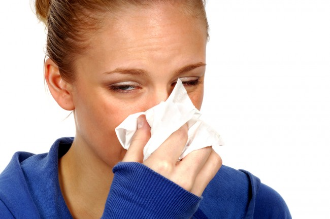 bigstockphoto_sick_woman_540190