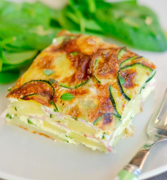 frittata-with-zucchini-reci