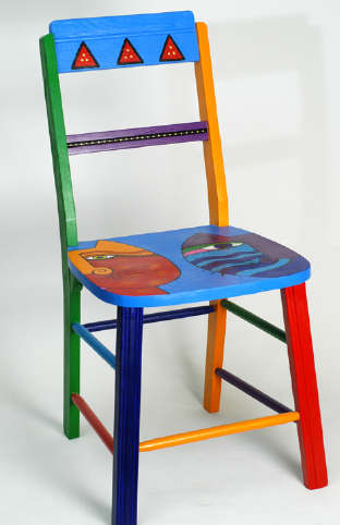 hand-painted-kids-chair-217
