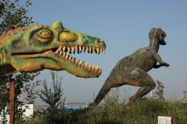 παρκο δεινοσαύρων 1