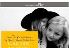 New Toys Newsletter