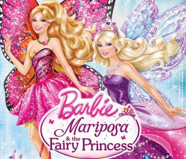 Barbie Mariposa and the Fairy Princess-795357