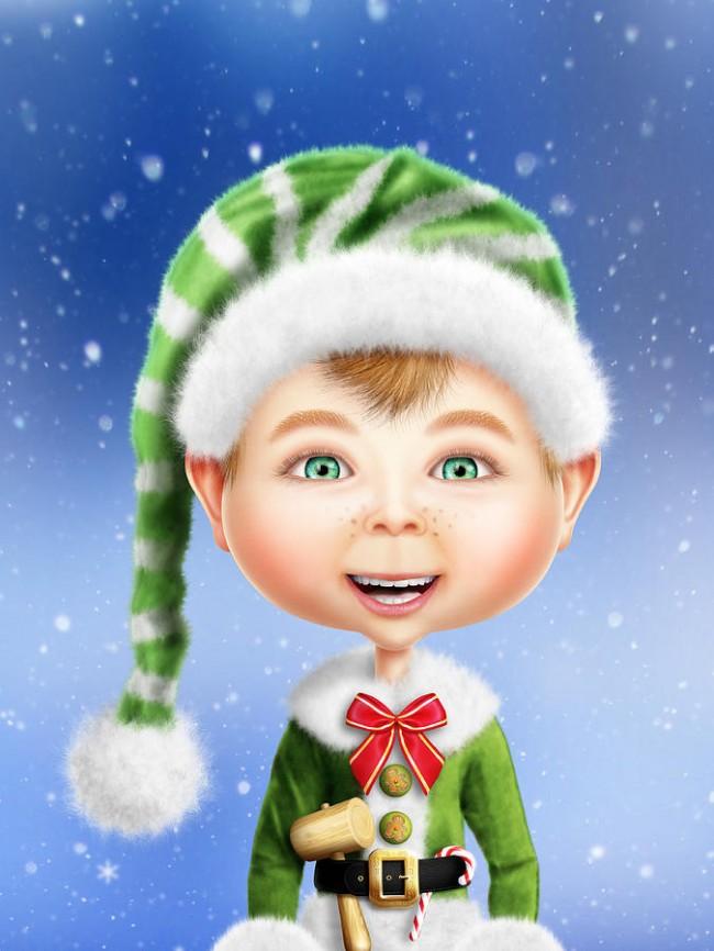 whimsical-christmas-elf-bill-fleming