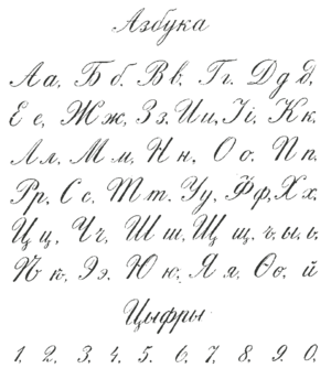 300px-Russian_Cyrillic_handwriting_Flerov_1916
