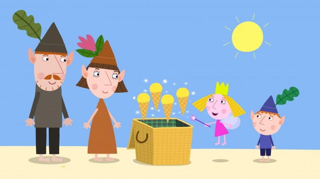 Ben and Holly (1)