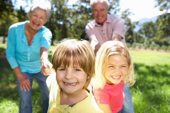 grandparents-with-children