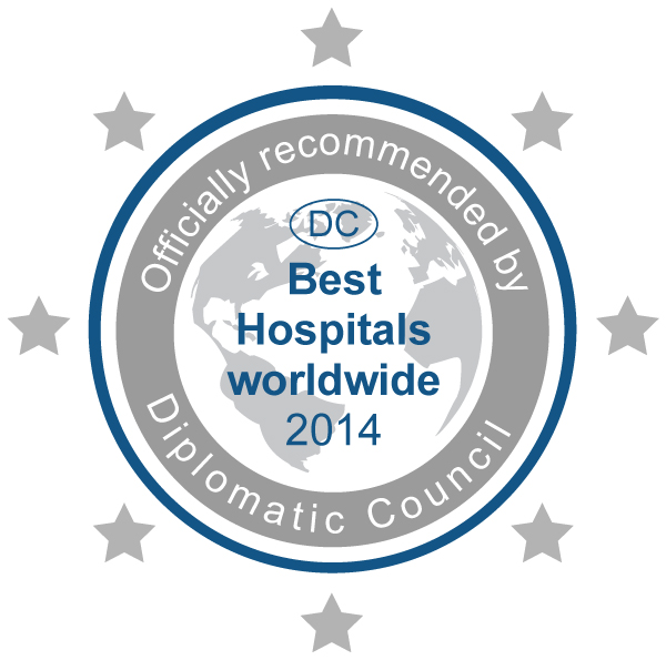 logo BEST HOSPITALS in the world