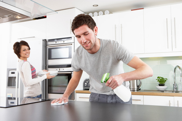 man-and-woman-cleaning-with-eco-friendly-products