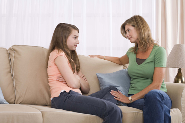 mother-and-teenage-daughter-talking