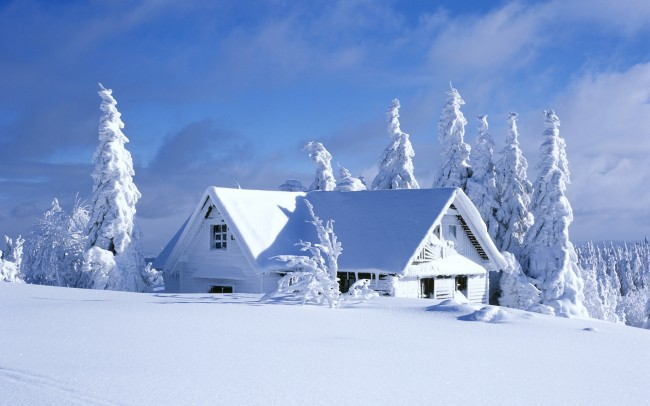 House-Covered-in-Snow