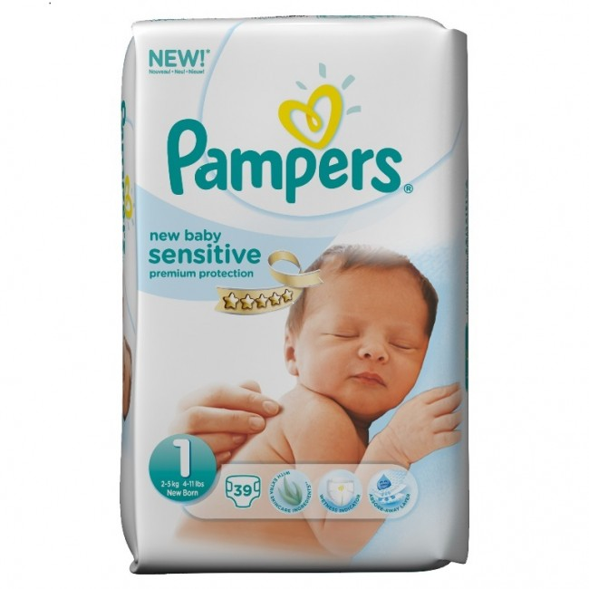 Pampers New Baby Sensitive- jpeg