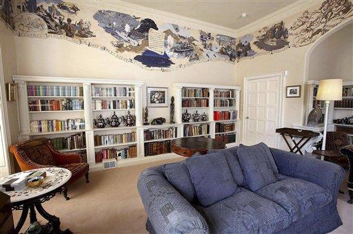 Britain Agatha Christie Home