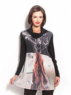 25f4dc438b72 Εμπνευστείτε για ένα urban-chic look διαλέγοντας την αγαπημένη σας εκδοχή  αυτής της μπλούζας ανάμεσα σε ...