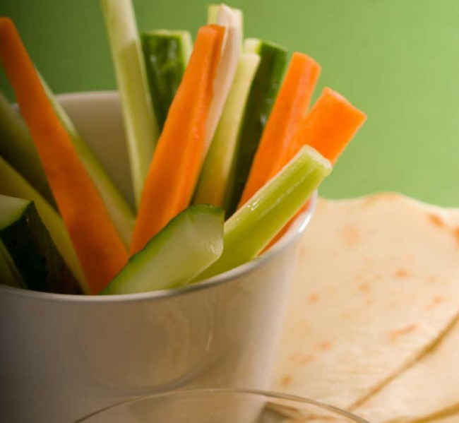 vegetable-sticks
