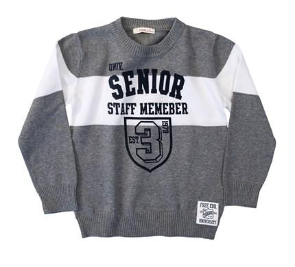 Κρύο  Ντύστε τα παιδιά με τα πιο ζεστά πουλόβερ και ζακέτες  bd77570f723