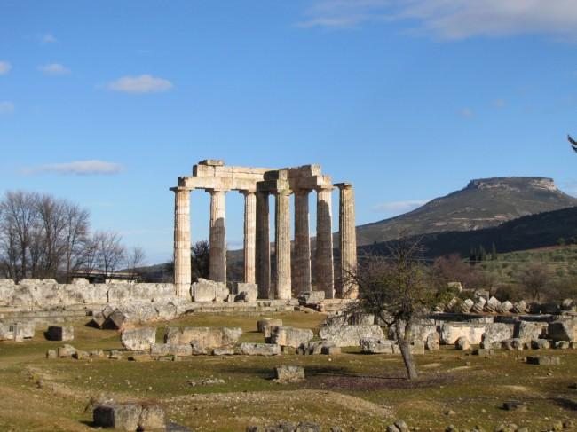 ναός του Δία στη Νεμέα 5