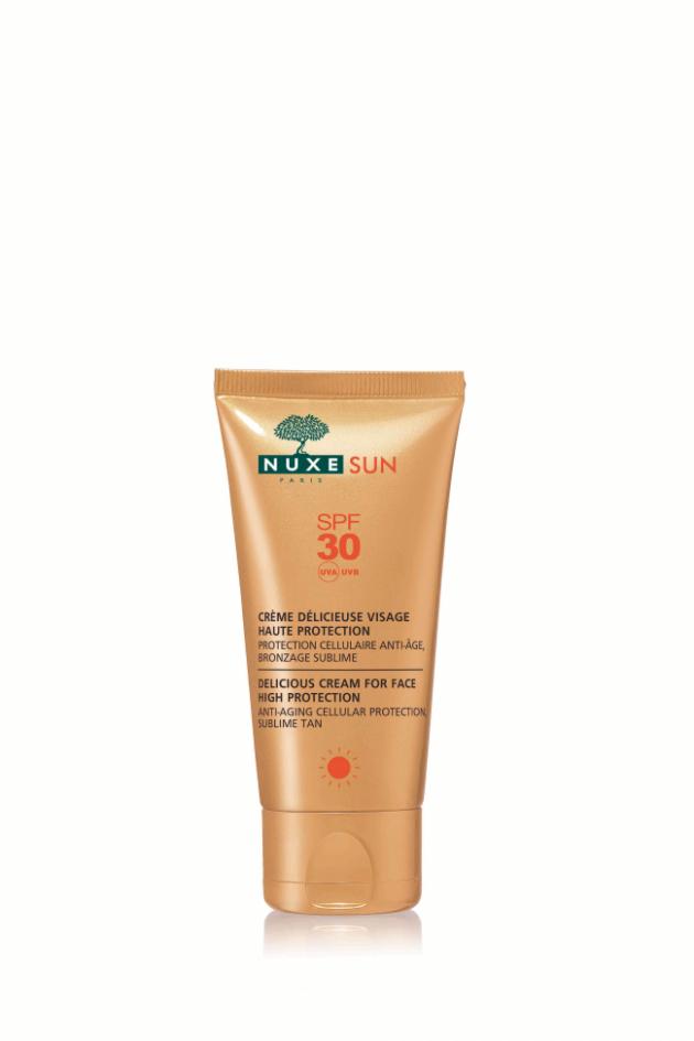 Creme Delicieuse Visage SPF 30 NUXE SUN L