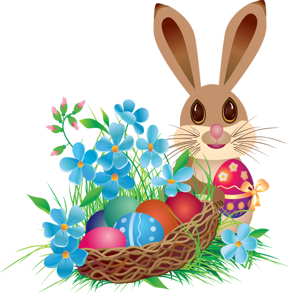 Easter-Bunny-with-Basket