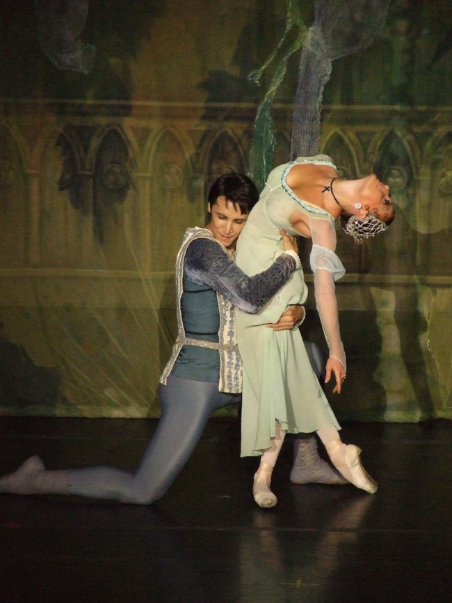 ''RWMAIOS KAI IOYLIETA'' APO TO Classical Russian Ballet of Moscow PHOTO_1