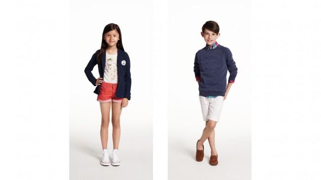 3b9d1f873f Παιδικά ρούχα  δείτε τι προτείνουν Emporio Armani