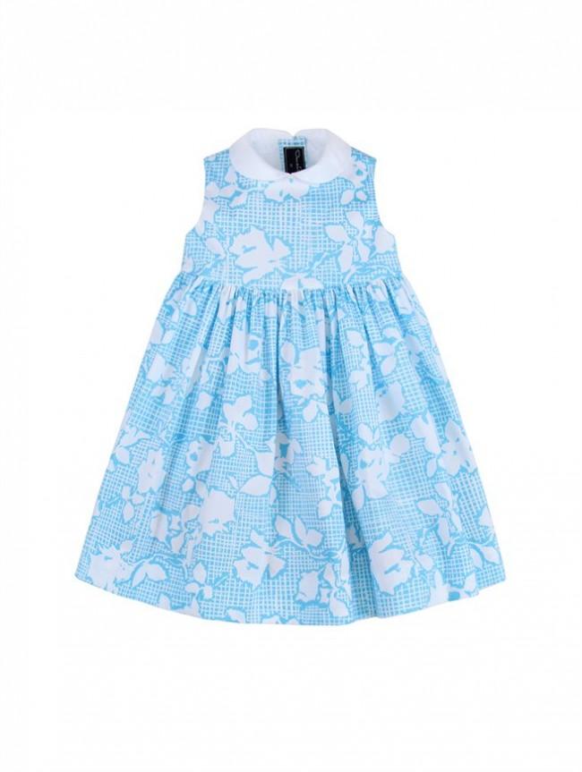 2b9b01433057 Τα μοναδικά βρεφικά ρούχα απ' την ανοιξιάτικη κολεξιόν Oscar de le ...