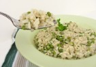 risotto with peas 3
