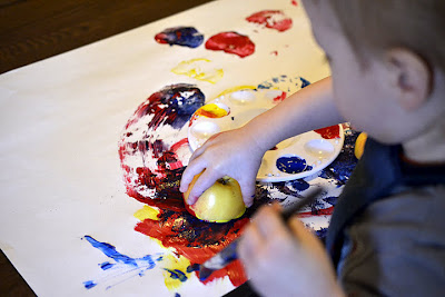 ApplePainting oh baby o