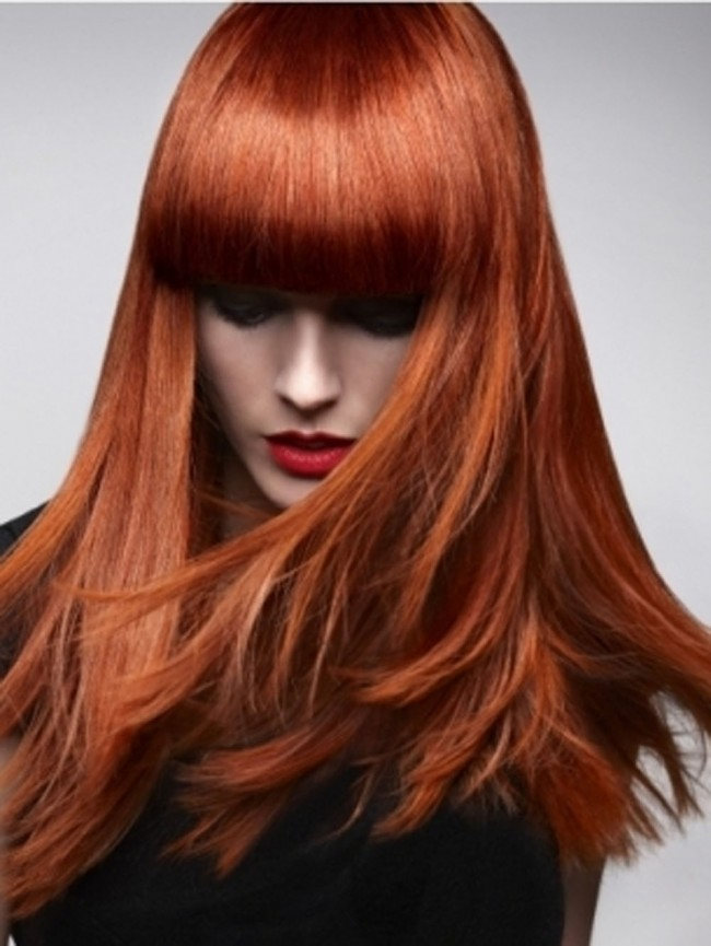 Straight-Red-Hair-Color-as-Trend-Hairstyle-for-Women