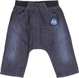 335aab9c6bae Βρεφικό τζιν παντελόνι για αγόρια από τα παιδικά ρούχα DPAM. Ένα παντελόνι  σε μοντέρνα γραμμή, με ελαστική μέση για ακόμα μεγαλύτερη άνεση.