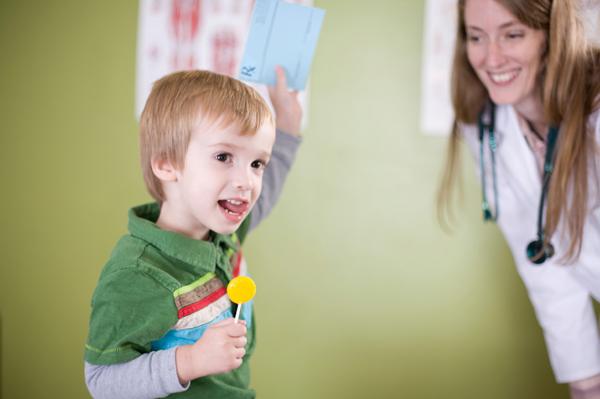 green-pediatrician