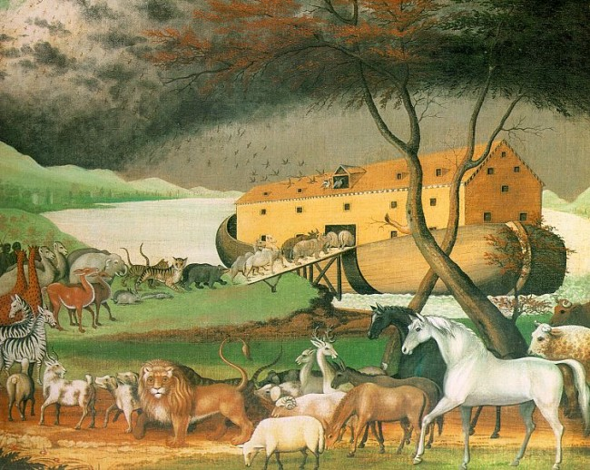 noahs-ark-by-edward-hicks-1846