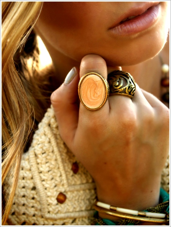 women wearing ring on fingers (3)