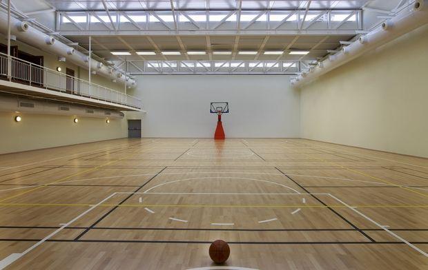 Basketball+Court