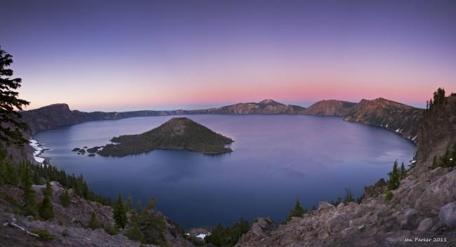 Crater Lake PANO1