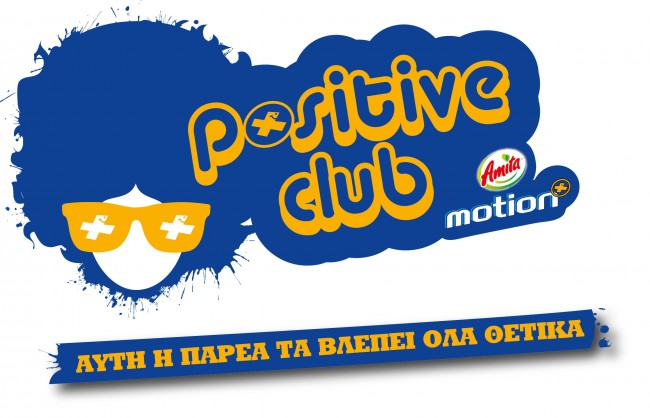 POSITIVE CLUB LOGO