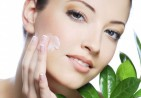 woman moisturizer