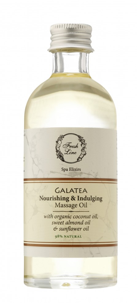 GALATEA Massage Oil 100ml