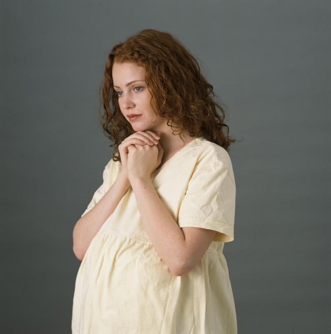 Pregnant-female