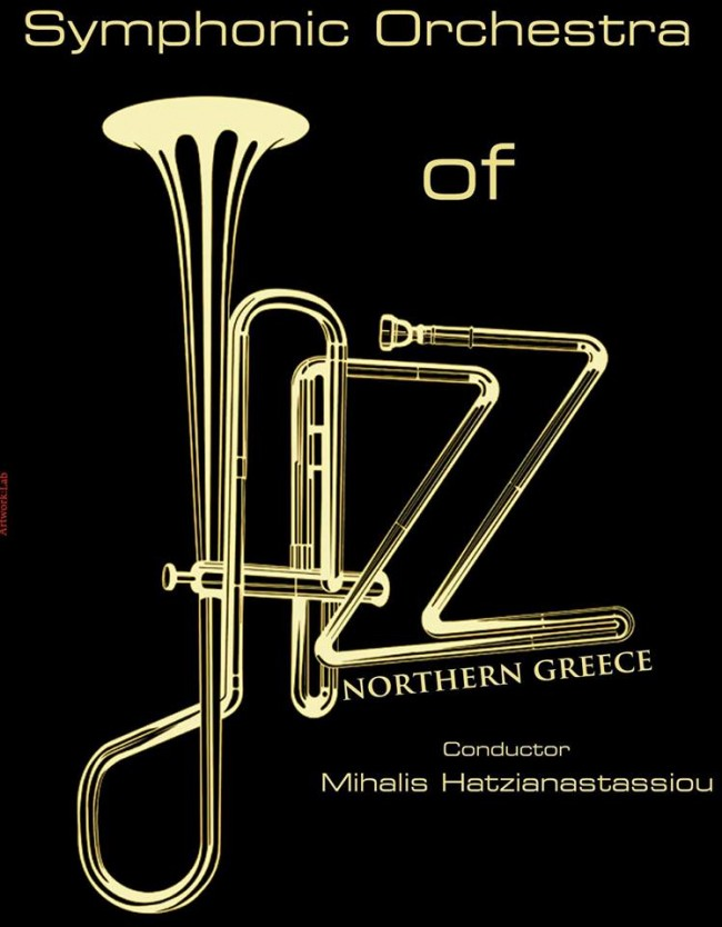 Symphonic Jazz Orchestra Northern Greece