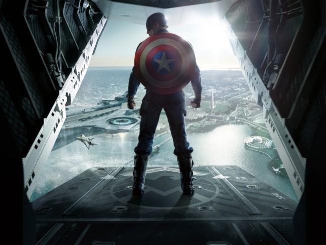 Captain America 2-Ο Στρατιώτης του Χειμώνα