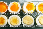 Eggs Boiling Guide