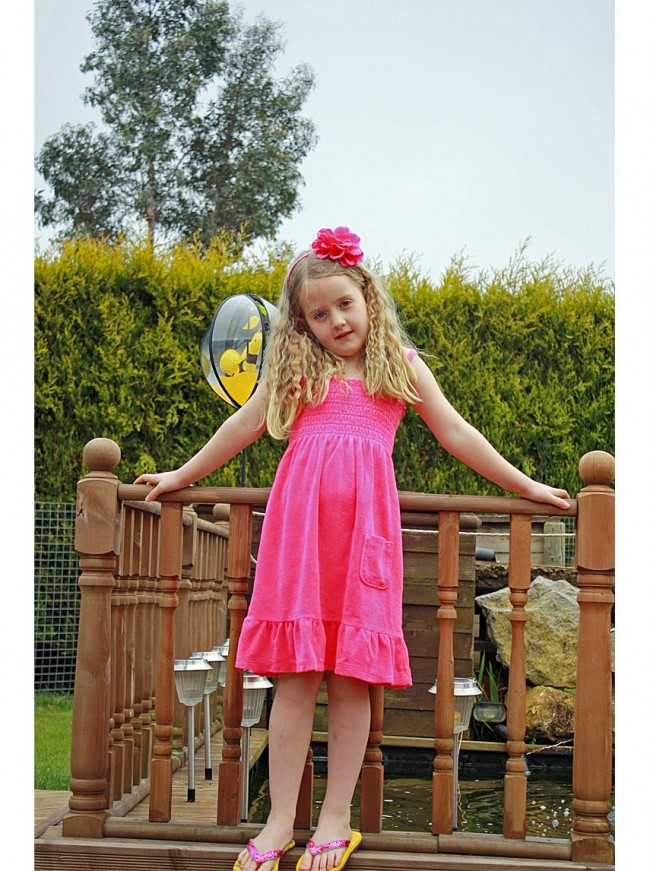 Juicy-Kids-Raspberry-Summer-Dress