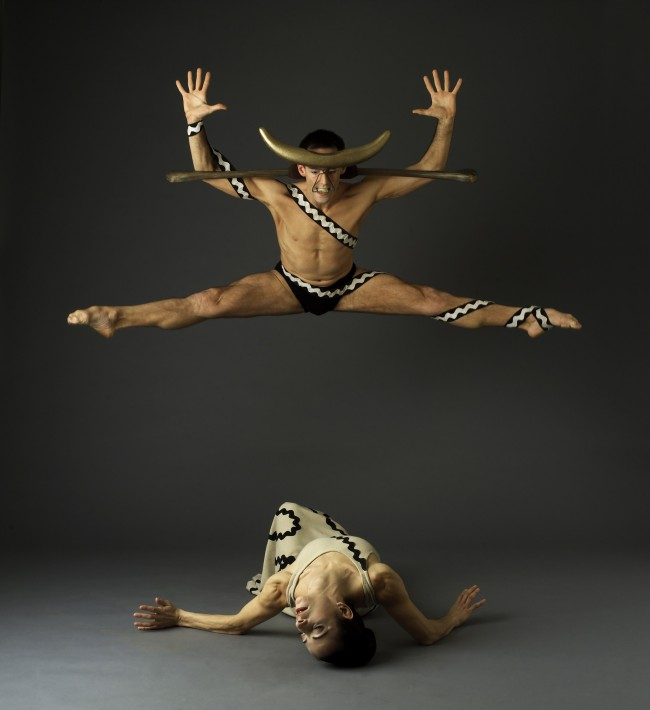 MARTHA GRAHAM DANCE COMPANY 2
