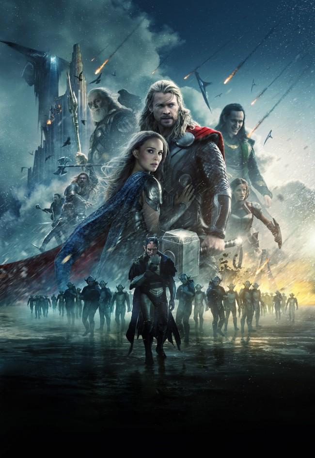 Thor 2-Σκοτεινός Κόσμος