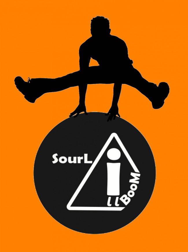 dance logo  orange