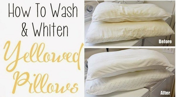 easy-way-to-wash-and-whiten-pillows-1