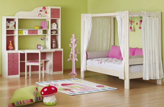51b6d2d2b99 Μοντέρνα παιδικά έπιπλα - Γραφεία και βιβλιοθήκες | InfoKids