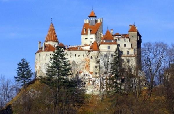 το κάστρο του δράκουλα