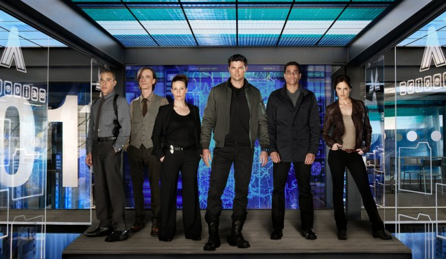 Almost Human 1