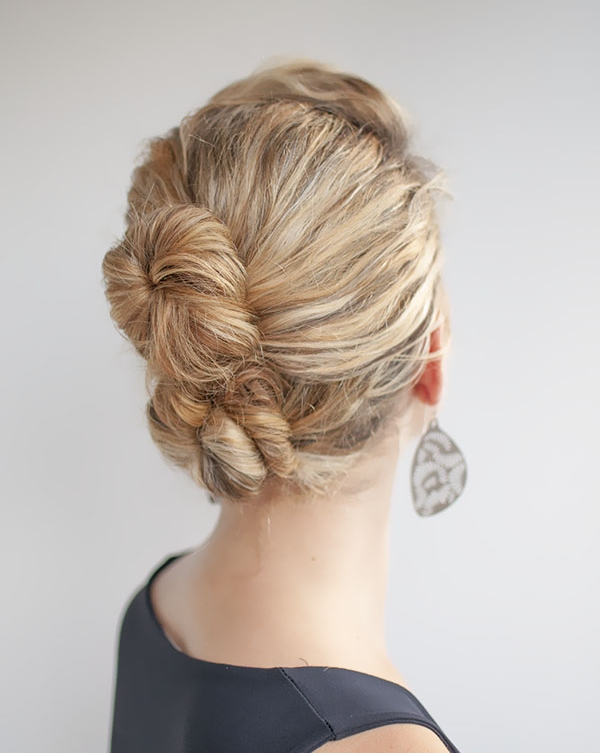 Hair-Romance-Double-Bun-Hairstyle-in-curly-hair